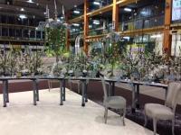 Composition florale entreprise
